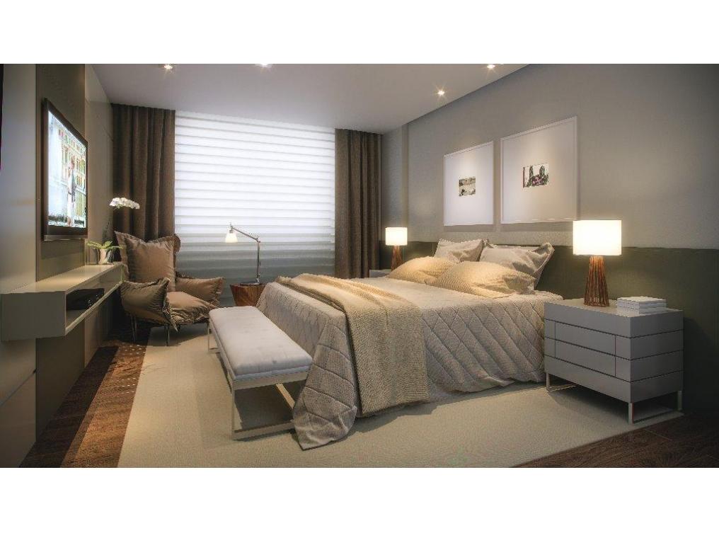 Apartamento com 4 suítes (4 Garagens) à venda - Batel - CuritibaAparta