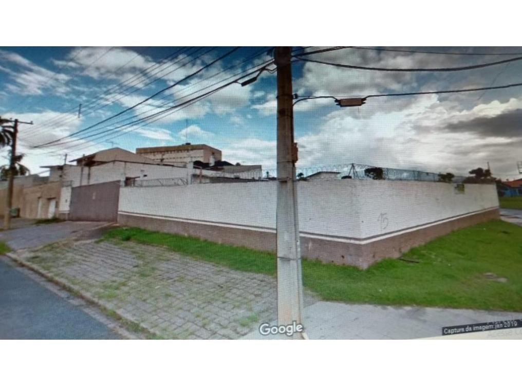 Terreno de Esquina  à venda, 2149 m² - Jardim Botânico - Curitiba/PR