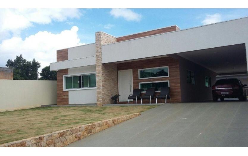 Casa 4 quartos (01 suite) - Nova Faxinal - Faxinal - Paraná
