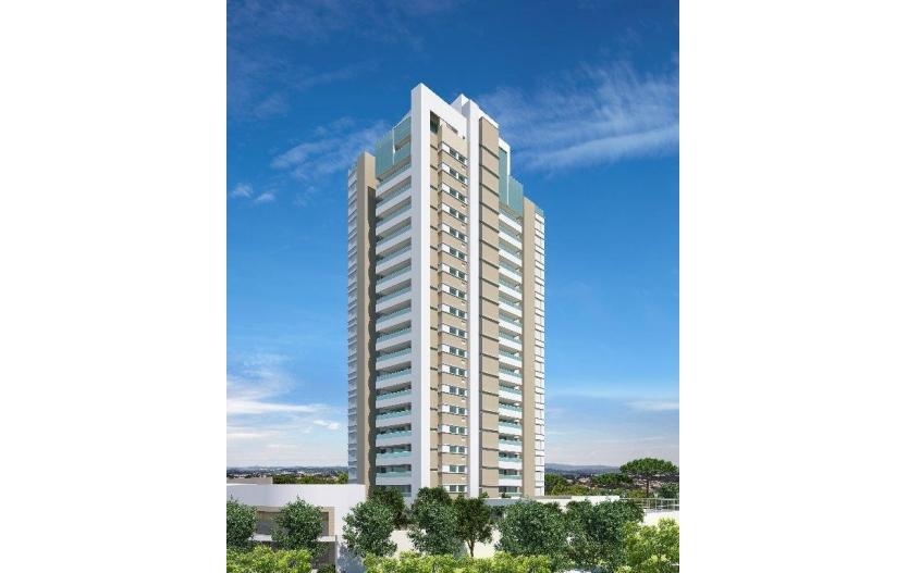 Apartamento 3 quartos (3 Suítes) à venda - Marc Chagall - Ecoville - Curitiba