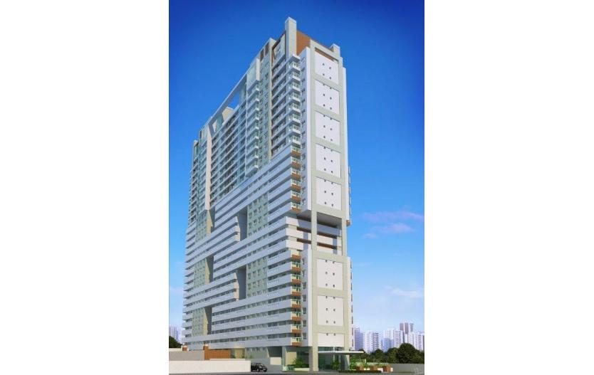 Apartamento Duplex 1 quarto (01 suite) à venda - LifeSpace - Batel - Curitiba/Pr.