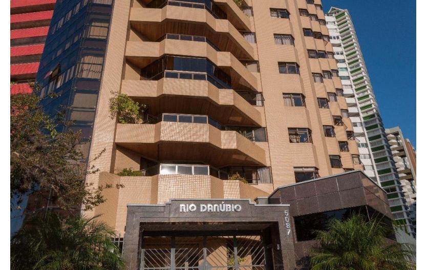 Apartamento com 4 dormitórios (2 Suítes) à venda - Batel - Curitiba/PR