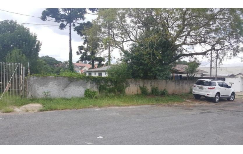 Terreno à venda - Alto Boqueirão - Curitiba PR