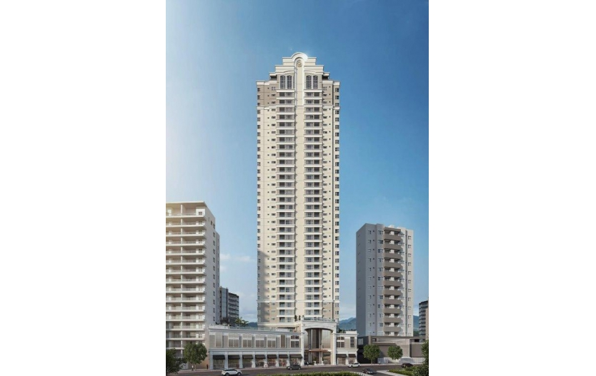Cobertura 5 dormitórios (5 Suítes) à venda - Hamptons Villge -  Centro - Balneário Camboriú/SC