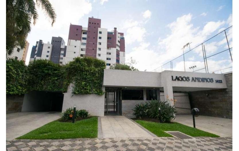 Cobertura Duplex  com 04 dormitorios (4 Suítes) - 4 Vagas de Garagens - Residencial Lagos Andinos - Bigorrilho - Batel - Curitiba/Pr.