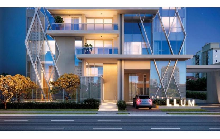 Apartamento 4 quartos (4 suítes) à venda, LLUM Batel - Curitiba/PR