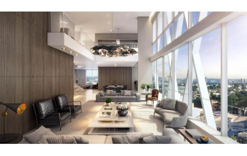 Apartamento com 4 dormitórios (4 suítes) à venda, LLUM Batel - Curitiba/PR