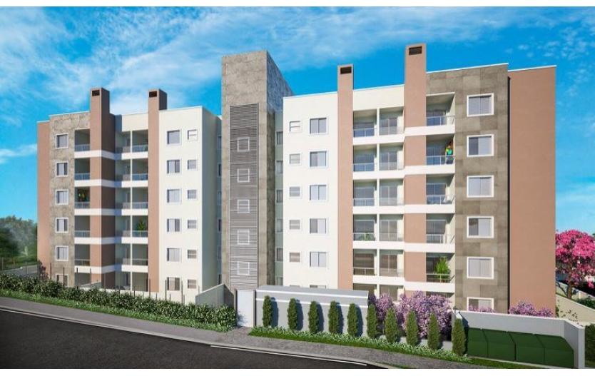 Apartamento com 2 dormitórios (1 suíte) à venda, Chateal Belvedere - Ecoville - Curitiba/PR