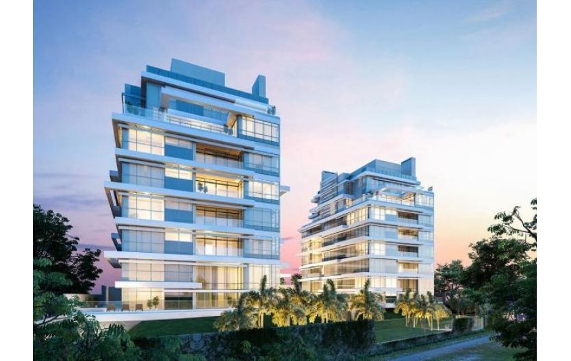 Apartamento com 4 dormitórios (4 suítes) à venda Edificio Almaa Cabral - Cabral - Curitiba/PR