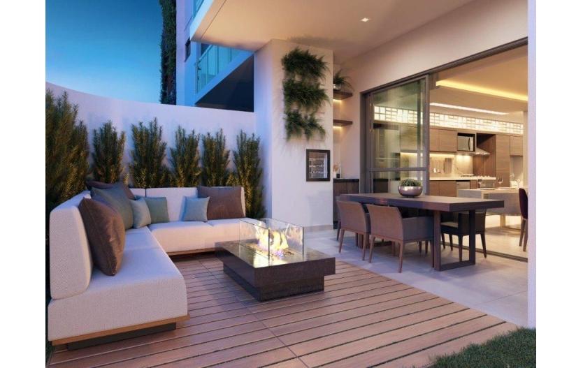 Apartamento 02 dormitorios (02 suites) - Duet Merces - Merces - Curitiba/Pr.