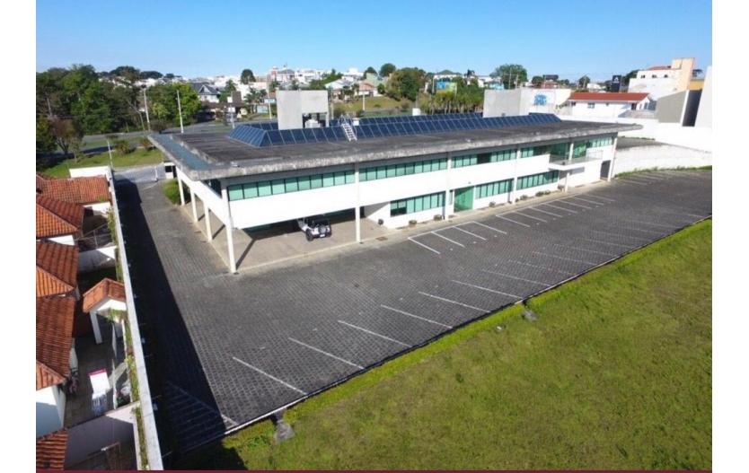Barracão à venda, 2036 m² por R$ 24.000 - Uberaba - Curitiba/PR