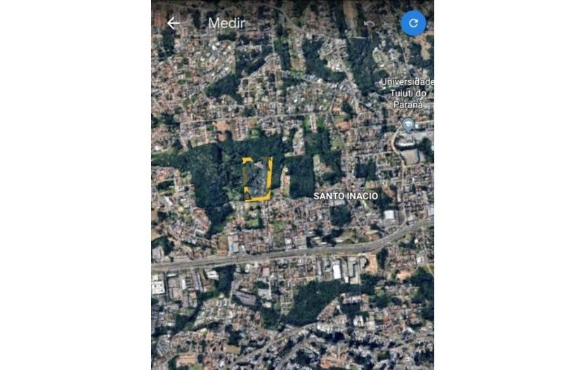 Área à venda, 48200 m² por R$ 25.000.000,00 - Santo Inácio - Curitiba/PR