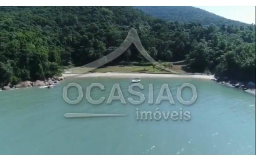 Área à venda de frente para o Mar - Praia Chico Serafim - Governador Celso Ramos/SC