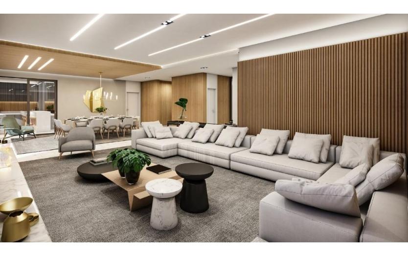 Apartamento com 3 dormitórios à venda - Edifício One Batel - Batel - Curitiba/PR