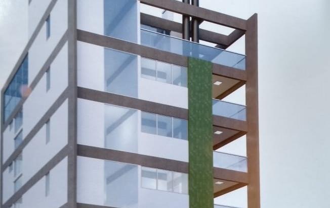 Apartamento à venda 3 Quartos (3 Suítes) 1 por Andar - Praia do Quilombo - Penha SC