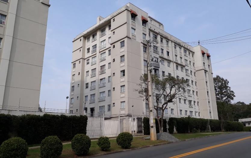 Apartamento à venda com 03 dormitórios (1 suíte)  Edifício Alameda Residencial Clube no Santa Quitéria, Curitiba / PR